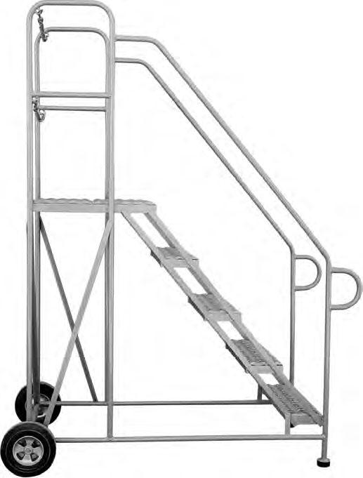 Custom Steel Access Ladders Car Interior Design