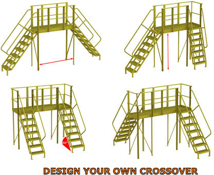 U DESIGN CROSSOVERS